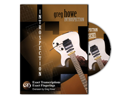 Howe tab pdf introspection greg book